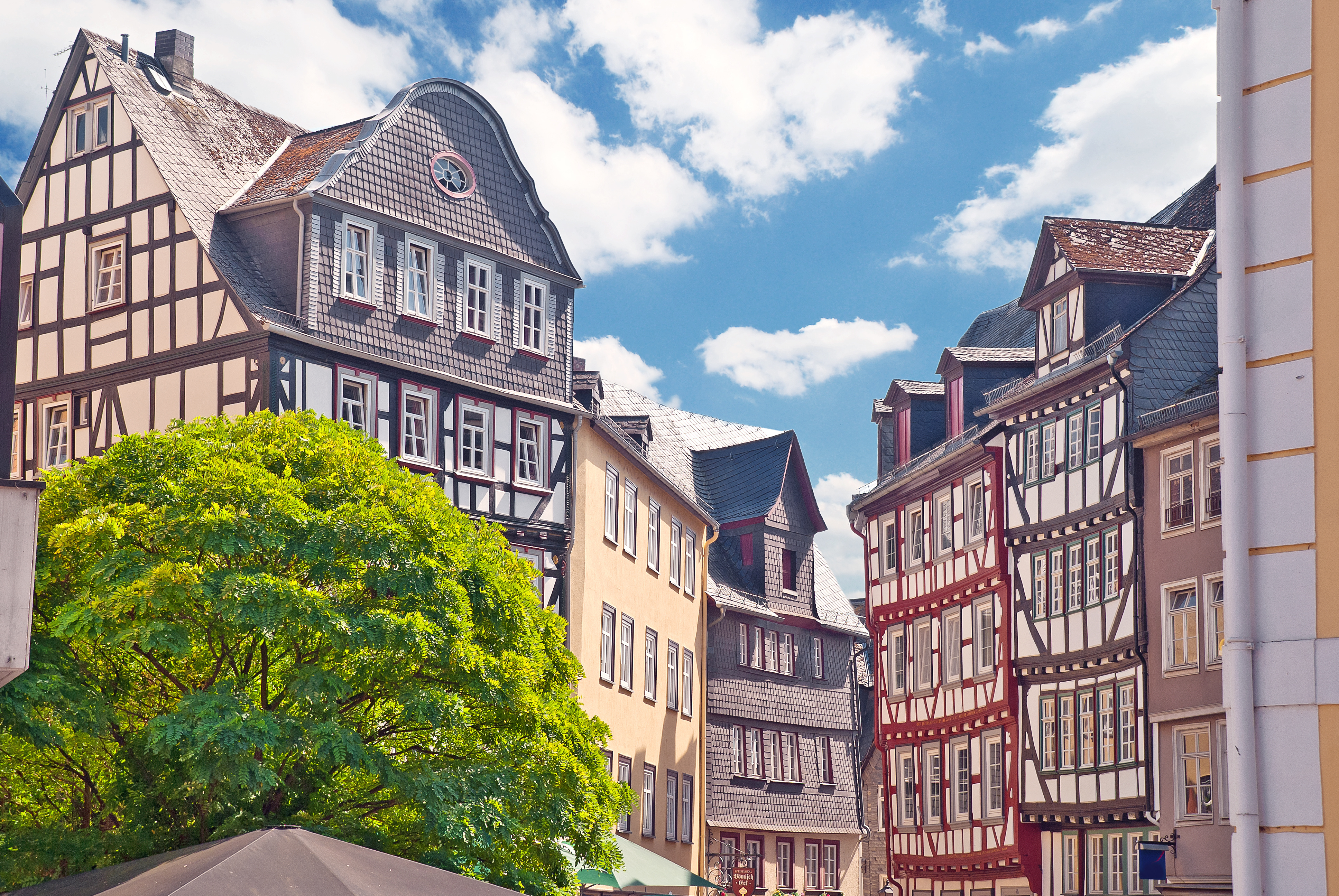 Sehenswertes In Hessen