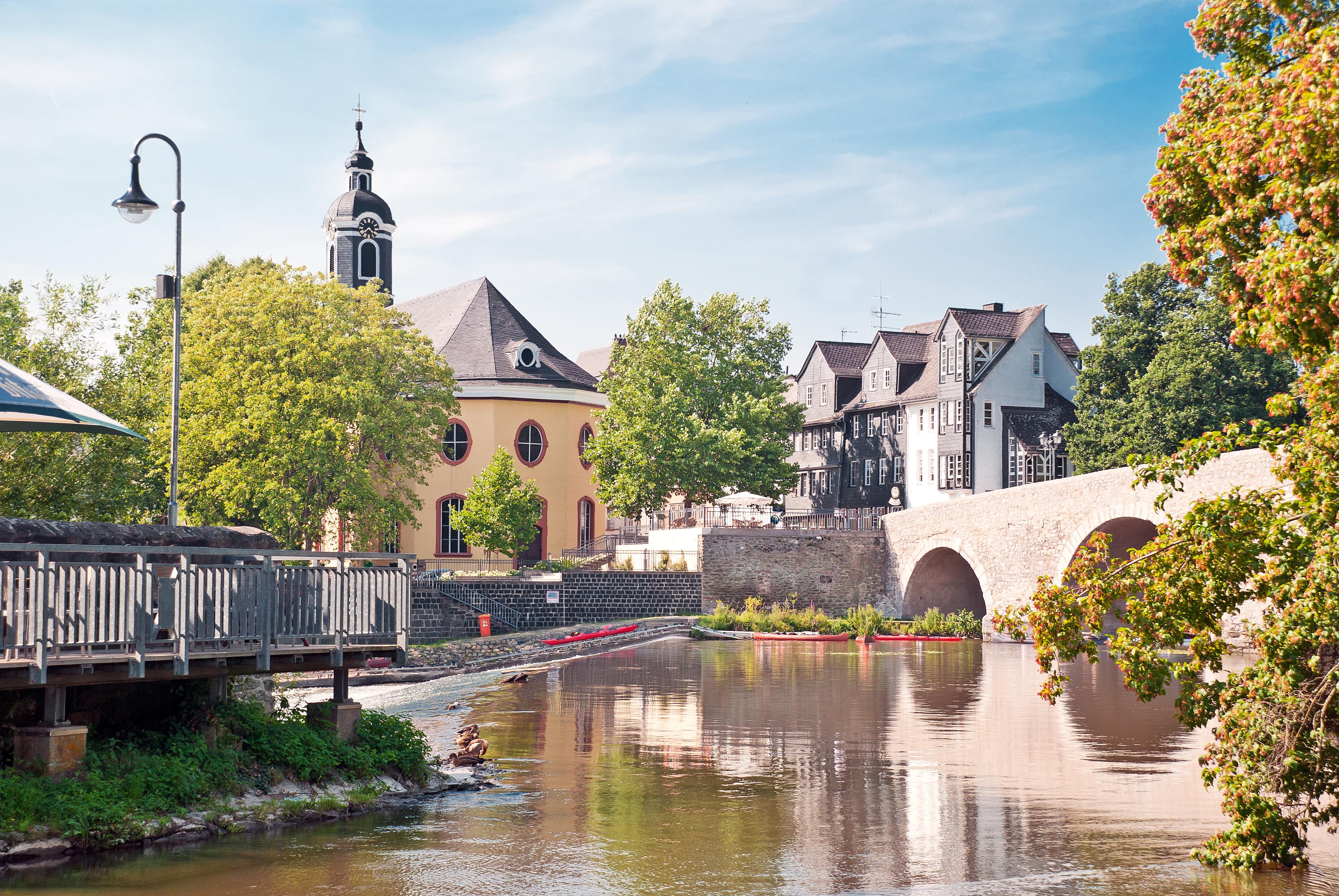 Sehenswertes Hessen